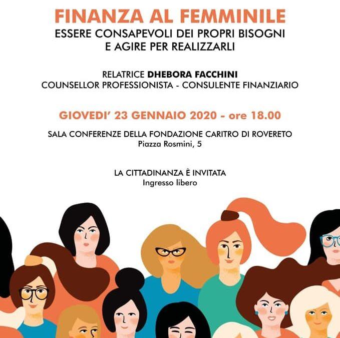 Finanza al Femminile